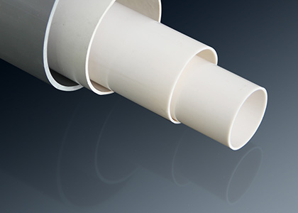 What are the specifications of PVC pipes and national standards?